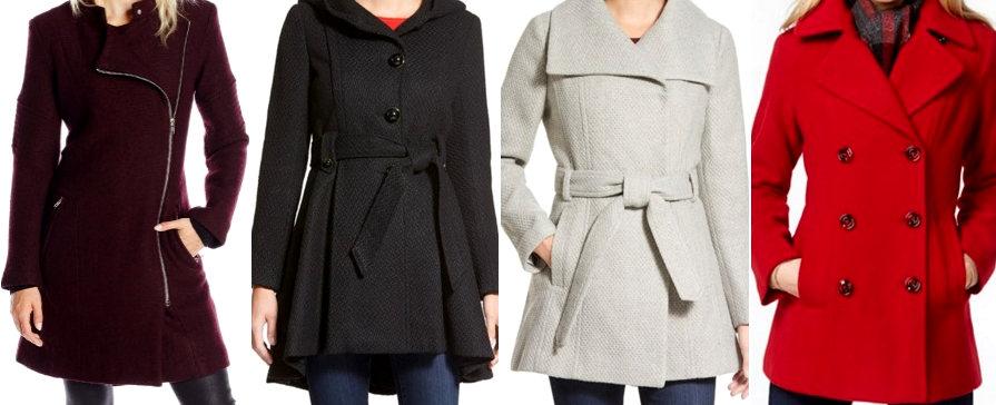 Modne płaszcze damskie i męskie